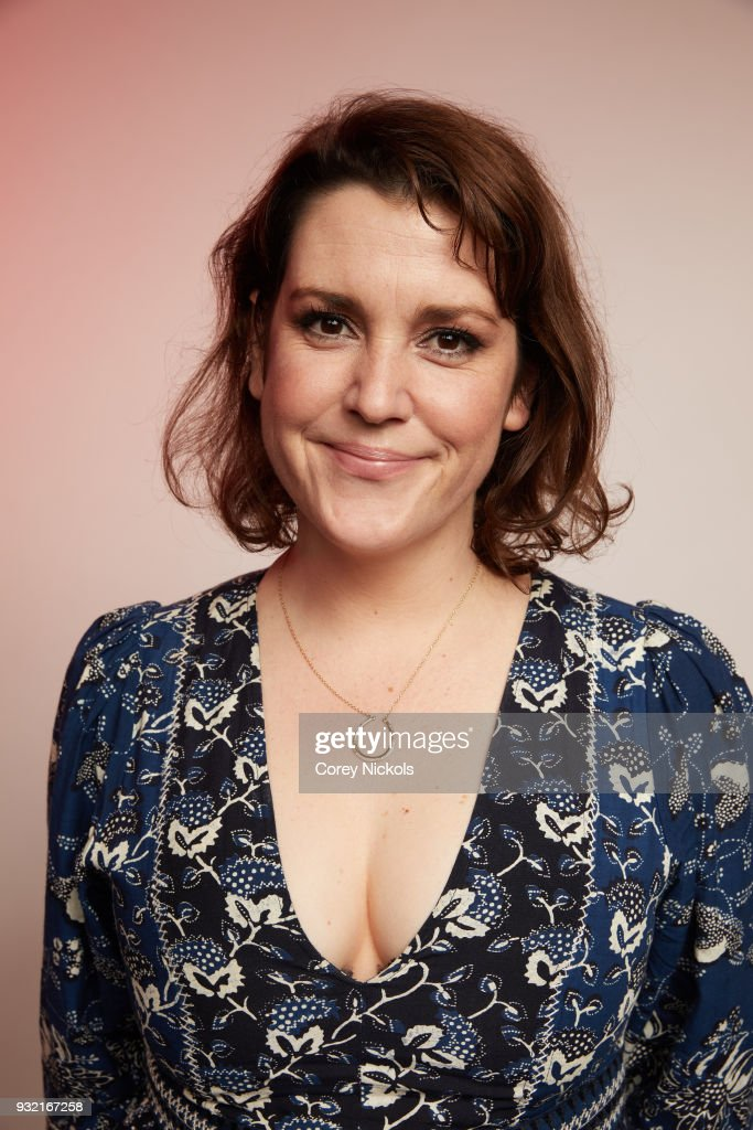 Actor Melanie Lynskey from the film 'Sadie' poses for a portrait in the Getty Images Portrait Studio Powered by Pizza Hut at the 2018 SXSW Film Festival on March 10, 2018 in Austin, Texas.