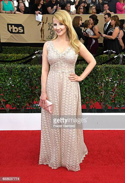 Actor Melissa Rauch attends The 23rd Annual Screen Actors Guild Awards at The Shrine Auditorium on January 29 2017 in Los Angeles California 26592_008