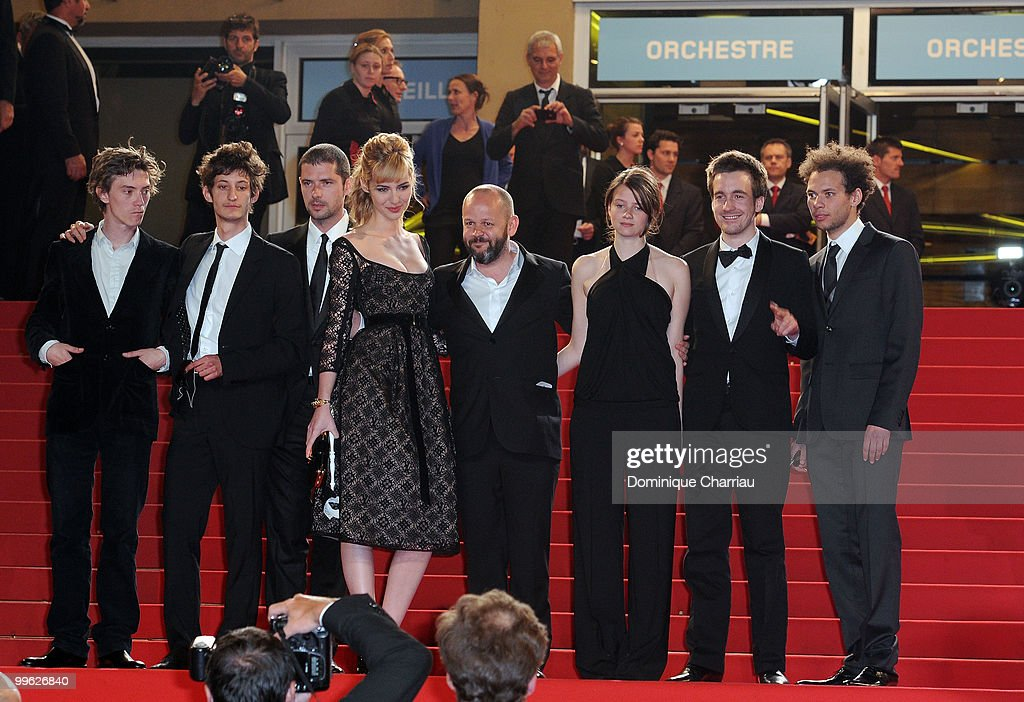 "63rd Annual Cannes Film Festival - ""Black Heaven"" Premiere"