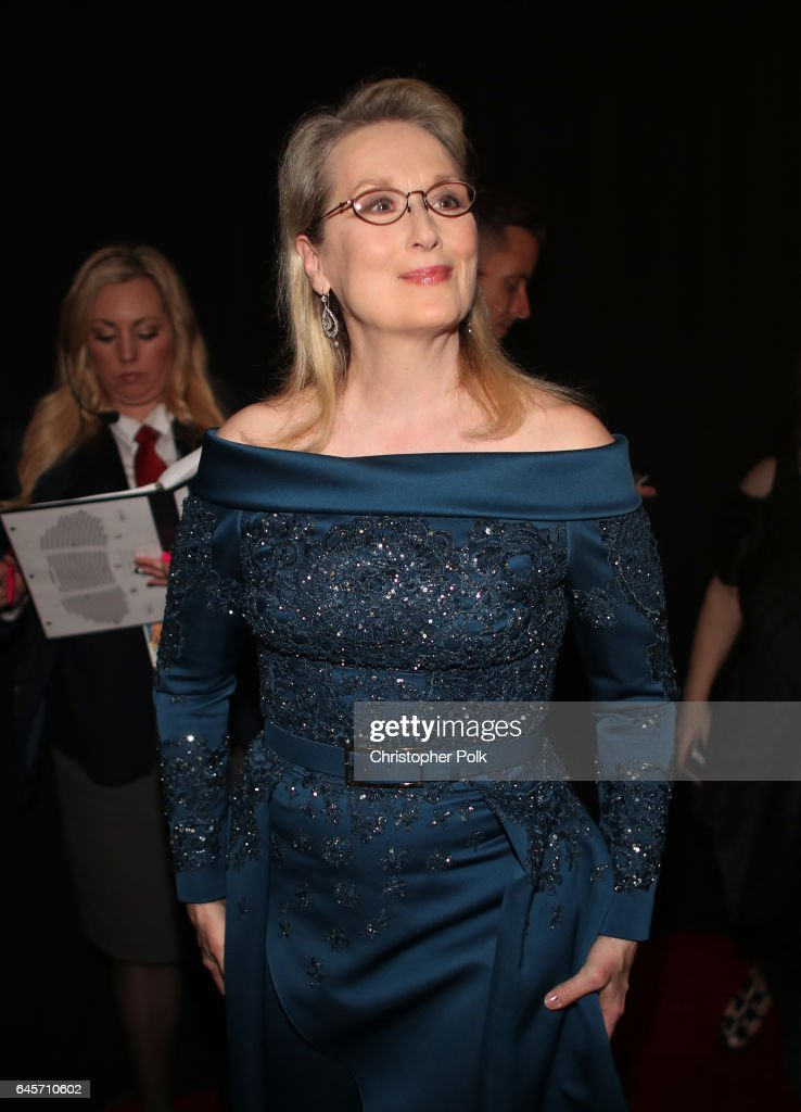 89th Annual Academy Awards - Backstage : News Photo