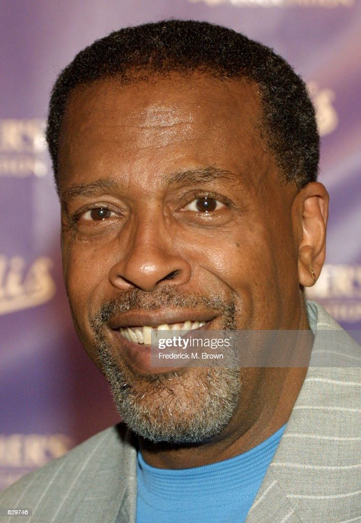 Actor Meshach Taylor attends 'A Night Sardi's' at the 10th Annual Gala Fundraiser to benefit the Alzheimer's Assoicaition March 6, 2002 in Beverly Hills, CA.