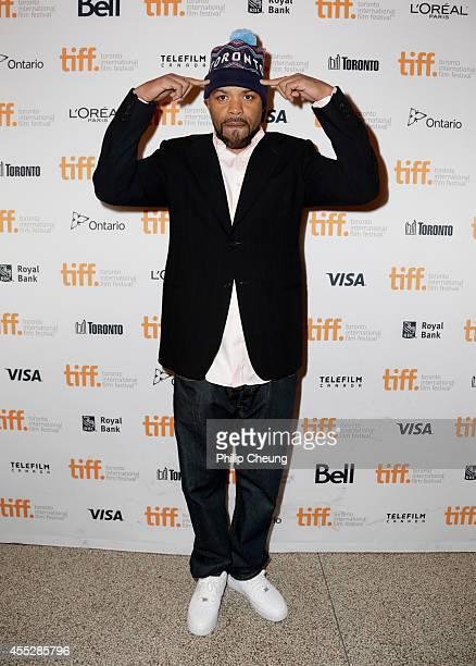 Actor Method Man attends 'The Cobbler' premiere during the 2014 Toronto International Film Festival at The Elgin on September 11 2014 in Toronto...