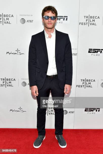 """Actor Michael Aloni attends a screening of """"Virgins"""" during the 2018 Tribeca Film Festival at Cinepolis Chelsea on April 19, 2018 in New York City."""