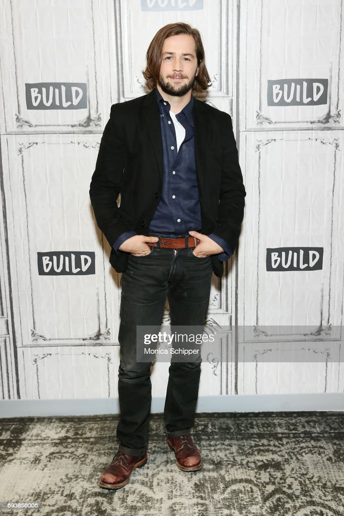 "Build Presents Michael Angarano Discussing ""I'm Dying Up Here"""