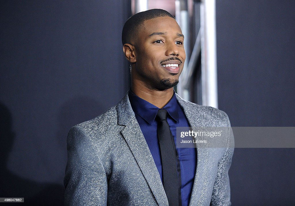 "Premiere Of Warner Bros. Pictures' ""Creed"" - Arrivals : News Photo"