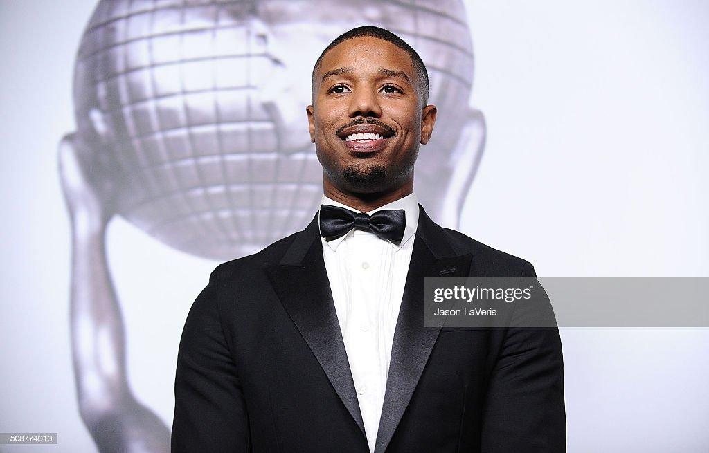 47th NAACP Image Awards - Press Room : ニュース写真