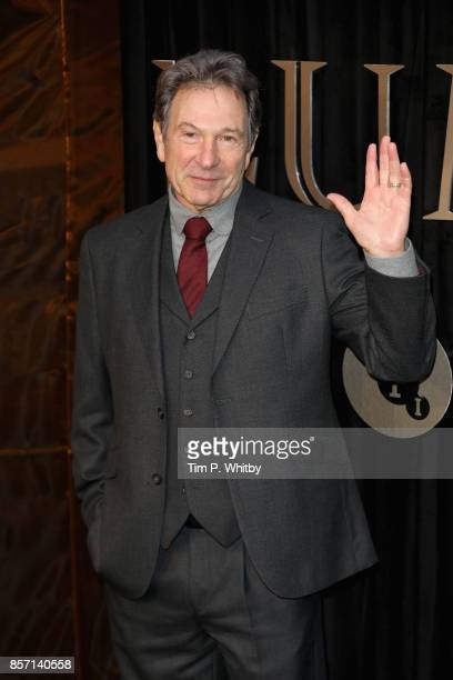 Actor Michael Brandon attends the BFI Luminous Fundraising Gala at The Guildhall on October 3 2017 in London England