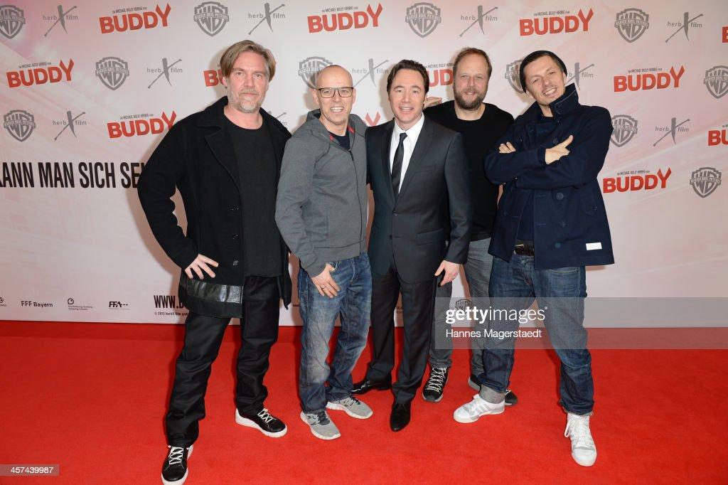 'Buddy' Premiere