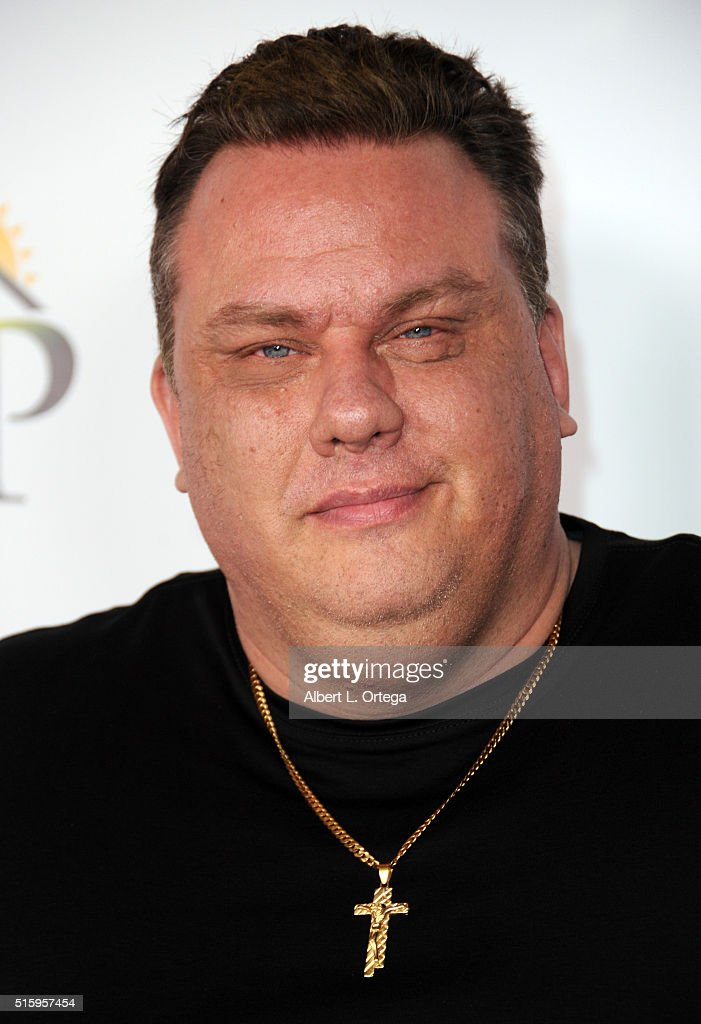 Actor Michael Bussan arrives for the Premiere Of J&R Productions' 'Halloweed' held at TCL Chinese 6 Theatres on March 15, 2016 in Hollywood, California.
