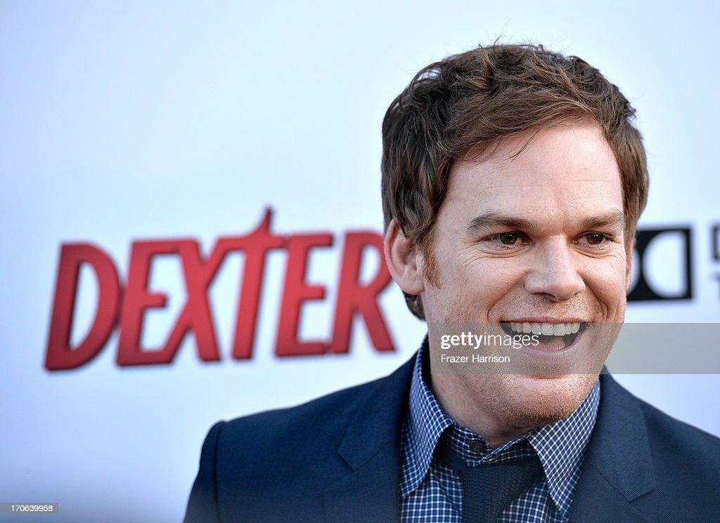 "Showtime Celebrates 8 Seasons Of ""Dexter"" - Arrivals : News Photo"