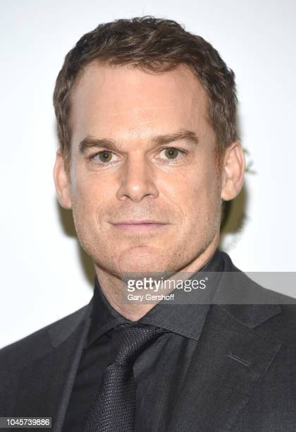 Actor Michael C Hall attends the 2018 Farm Sanctuary Gala at Pier Sixty at Chelsea Piers on October 4 2018 in New York City