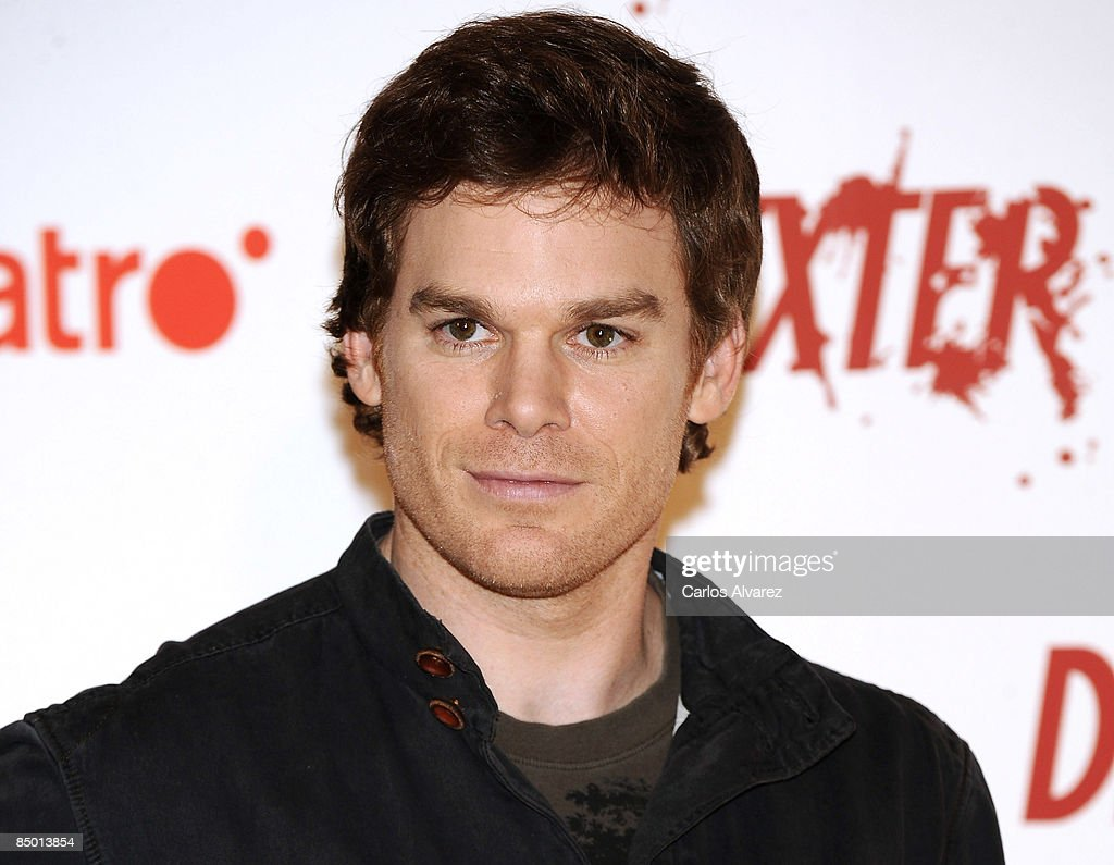 Actor Michael C. Hall attends the 'Dexter' new season photocall at the  Palace