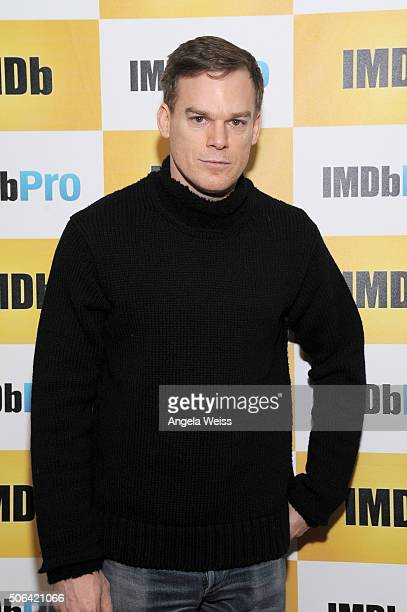 Actor Michael C Hall in The IMDb Studio In Park City Utah Day Two on January 23 2016 in Park City Utah