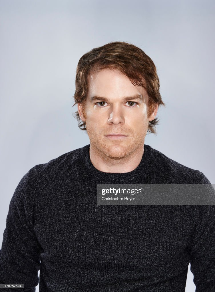 Michael C. Hall, Entertainment Weekly, February 8, 2013