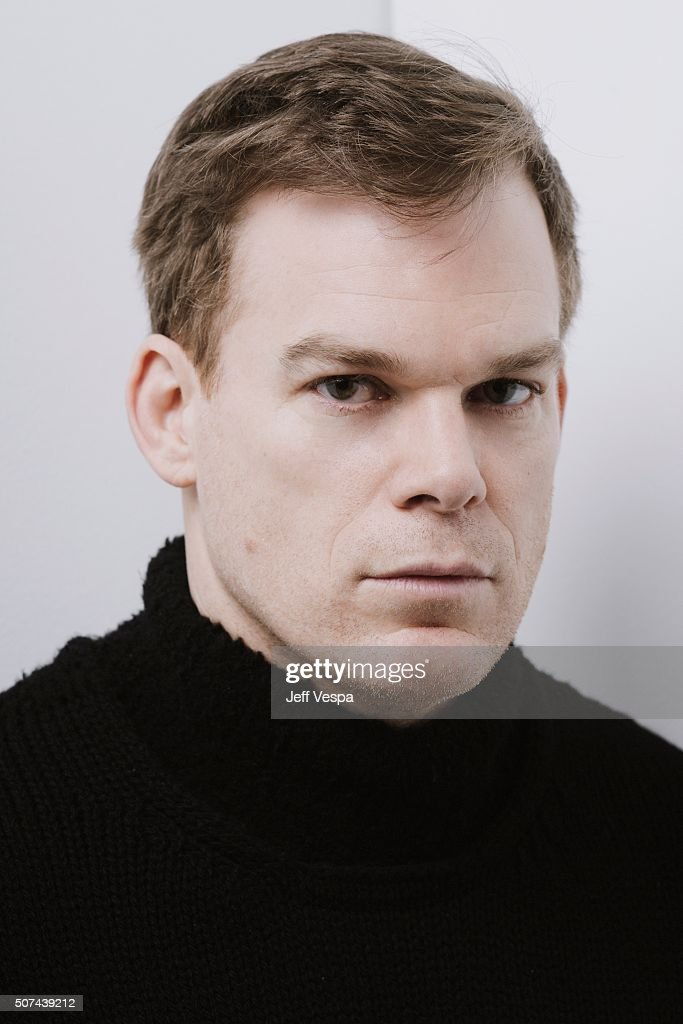 Actor Michael C. Hall of 'Christine' poses for a portrait at the 2016 Sundance Film Festival on January 23, 2016 in Park City, Utah.