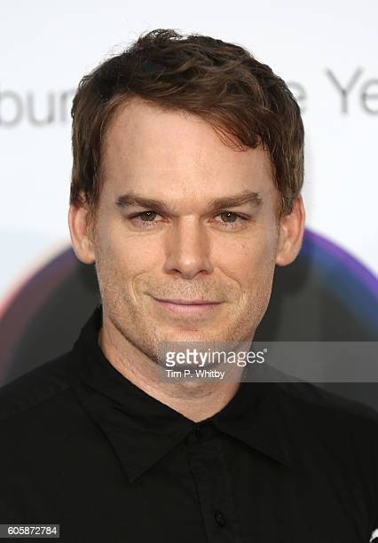 Actor Michael C Hall poses for a photo at the Hyundai Mercury Prize 2016 at Eventim Apollo on September 15 2016 in London England