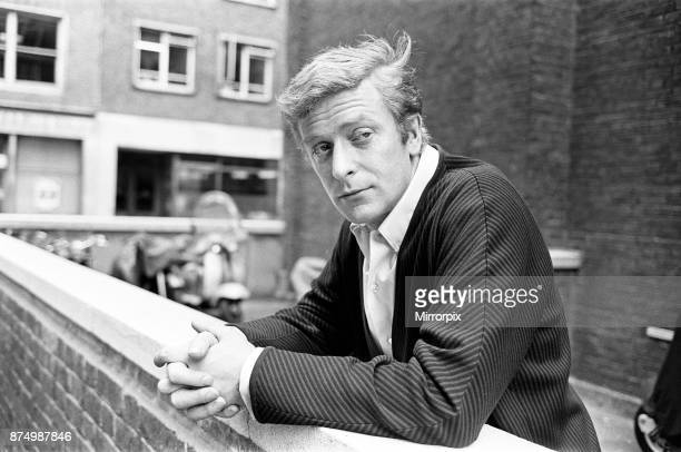 Actor Michael Caine 1st July 1964