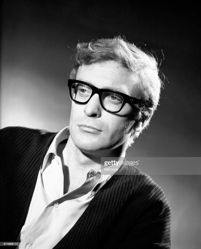 Michael Caine : News Photo