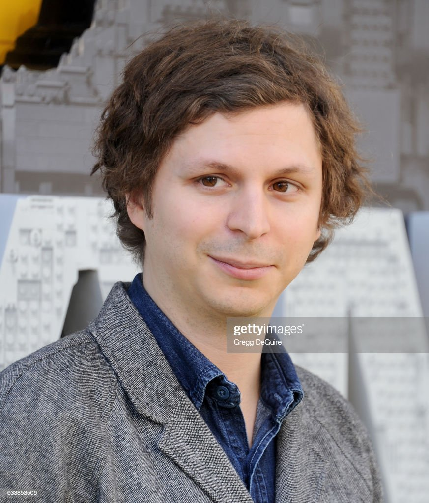 Actor Michael Cera arrives at the premiere of Warner Bros. Pictures' 'The LEGO Batman Movie' at Regency Village Theatre on February 4, 2017 in Westwood, California.
