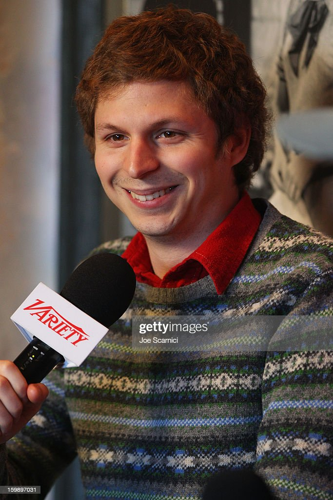 Actor Michael Cera attends Day 4 of the Variety Studio at 2013 Sundance Film Festival on January 22, 2013 in Park City, Utah.