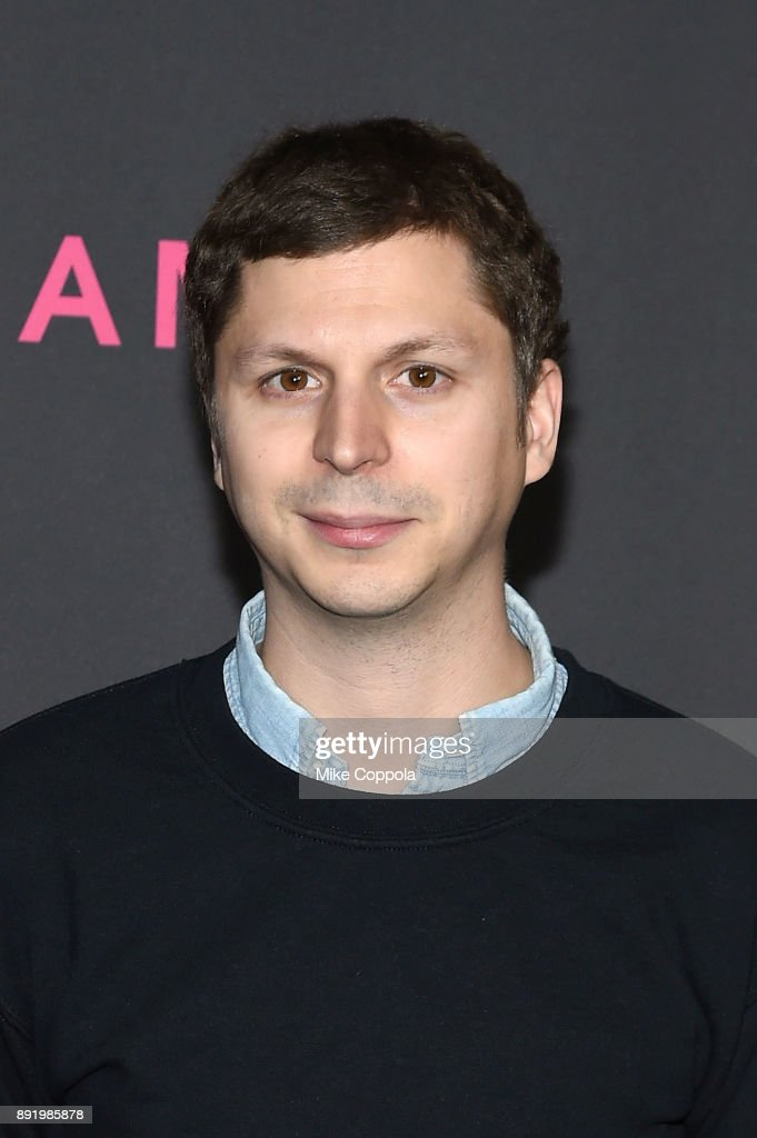 Actor Michael Cera attends 'Molly's Game' New York Premiere at AMC Loews Lincoln Square on December 13, 2017 in New York City.
