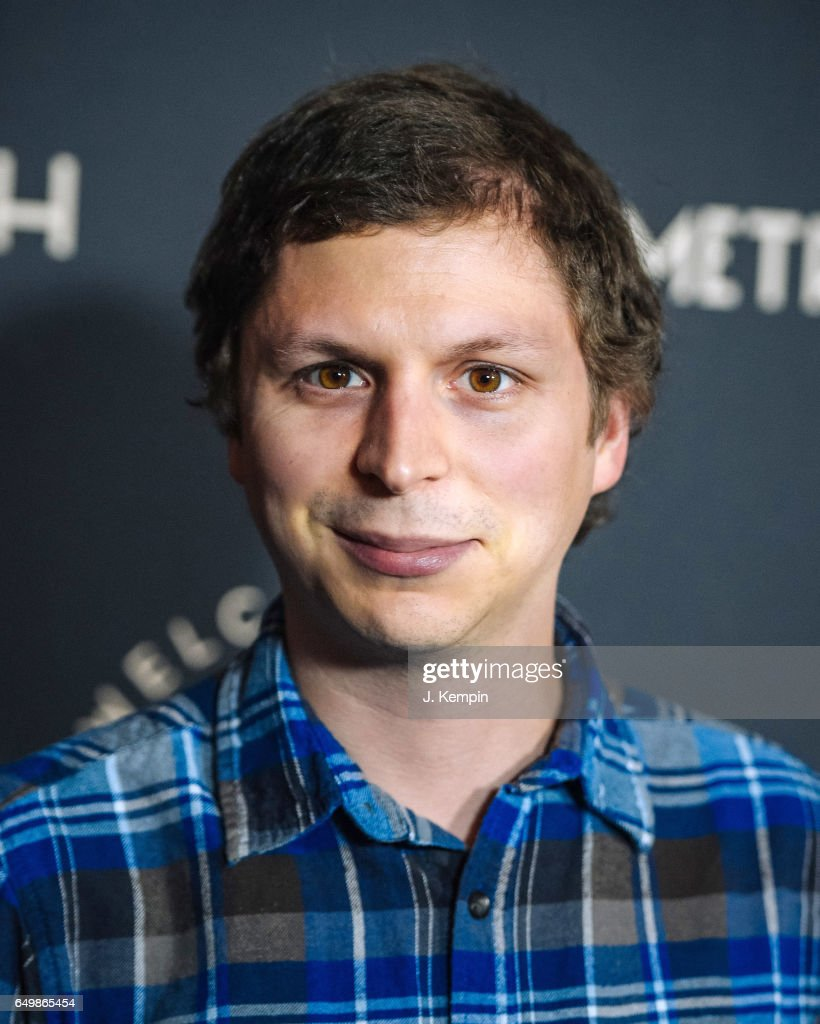 Actor Michael Cera attends the Metrograph 1st year anniversary party at Metrograph on March 8, 2017 in New York City.