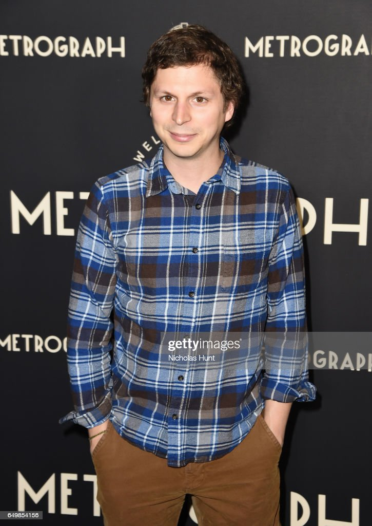 Actor Michael Cera attends the Metrograph Theater 1st Year Anniversary Party at The Metrograph on March 8, 2017 in New York City.