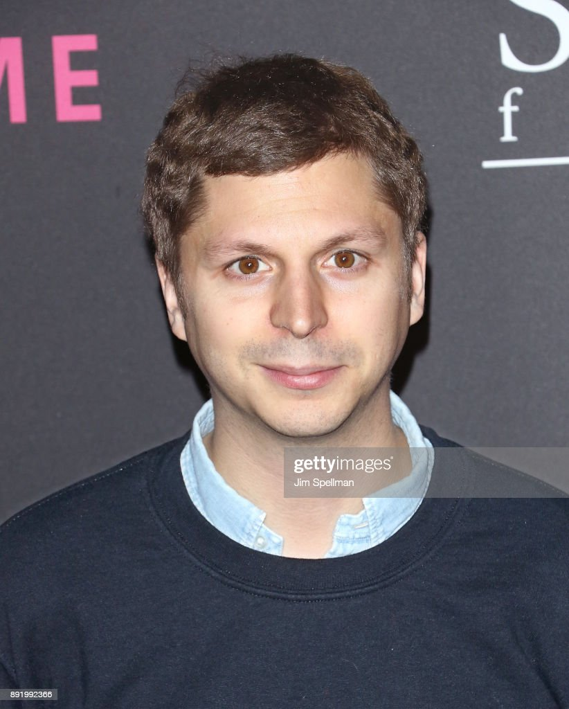 Actor Michael Cera attends the 'Molly's Game' New York premiere at AMC Loews Lincoln Square on December 13, 2017 in New York City.