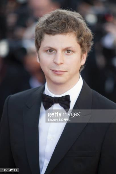 Actor Michael Cera attends the Premiere of 'The Immigrant' at The 66th Annual Cannes Film Festival on May 24 2013 in Cannes France