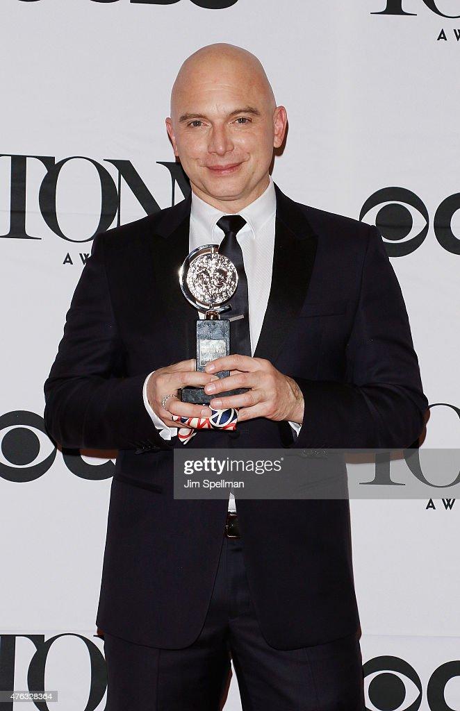 American Theatre Wing's 69th Annual Tony Awards - Press Room : News Photo