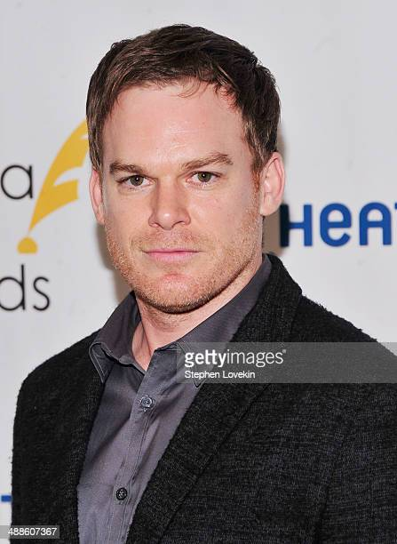 Actor Michael CHall attends the 2014 Drama Desk Awards Nominees Reception at Essex House on May 7 2014 in New York City