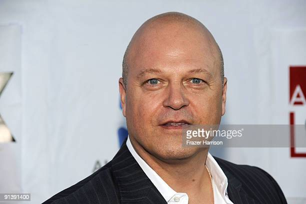 Actor Michael Chiklis arrives at the 7th Annual Acts Of Love Autism Speaks� Benefit on October 3 2009 at the Santa Monica College Eli and Edythe...