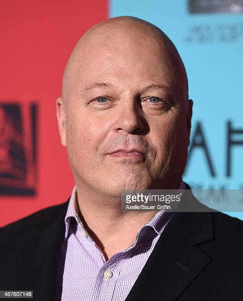 Actor Michael Chiklis arrives at the Los Angeles premiere of 'American Horror Story Freak Show' at TCL Chinese Theatre IMAX on October 5 2014 in...