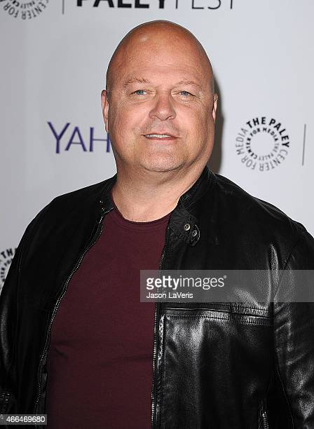 Actor Michael Chiklis attends the American Horror Story Freak Show event at the 32nd annual PaleyFest at Dolby Theatre on March 15 2015 in Hollywood...