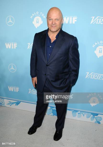 Actor Michael Chiklis attends Variety and Women In Film's 2017 preEmmy celebration at Gracias Madre on September 15 2017 in West Hollywood California