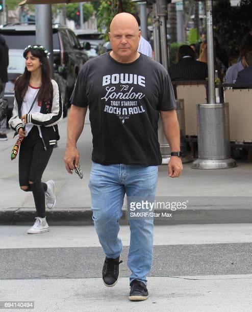 Actor Michael Chiklis is seen on June 8 2017 in Los Angeles California
