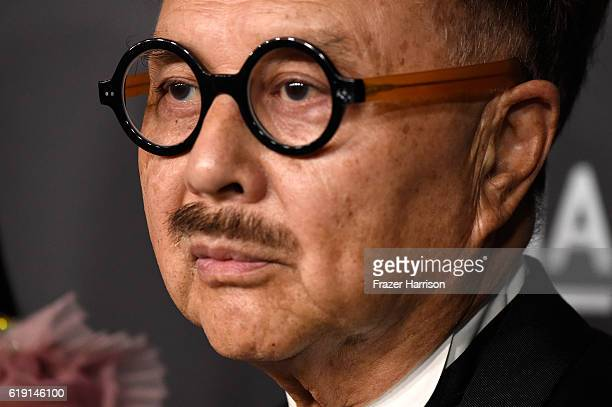 Actor Michael Chow attends the 2016 LACMA Art Film Gala honoring Robert Irwin and Kathryn Bigelow presented by Gucci at LACMA on October 29 2016 in...