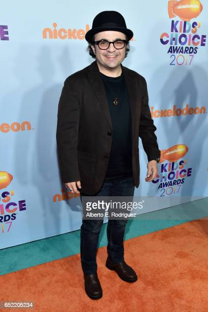 Actor Michael Cohen at Nickelodeon's 2017 Kids' Choice Awards at USC Galen Center on March 11 2017 in Los Angeles California