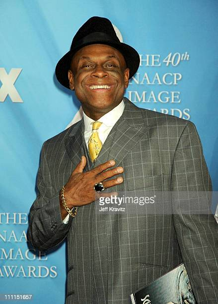 Actor Michael Colyar arrives at the 40th NAACP Image Awards held at the Shrine Auditorium on February 12 2009 in Los Angeles California