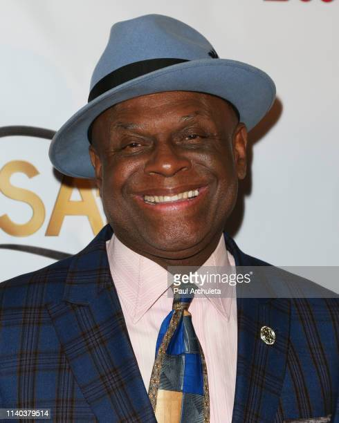 Actor Michael Colyar attends the 10th Annual Indie Series Awards at The Colony Theater on April 03 2019 in Burbank California