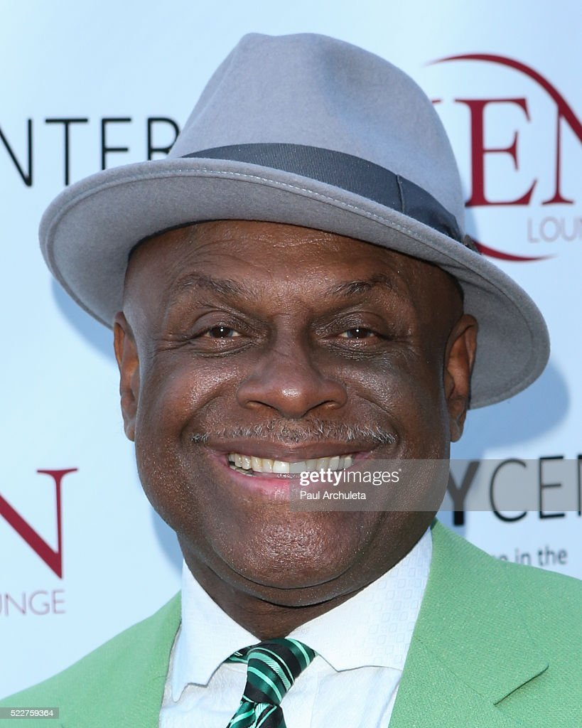 Actor Michael Colyar attends the benefit for children with autism at Xen Lounge on April 17, 2016 in Studio City, California.