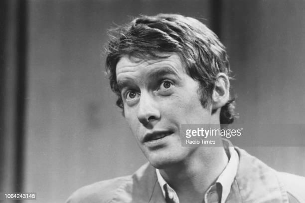 Actor Michael Crawford in a scene from the television sitcom 'Some Mothers Do 'Ave 'Em' October 15th 1973