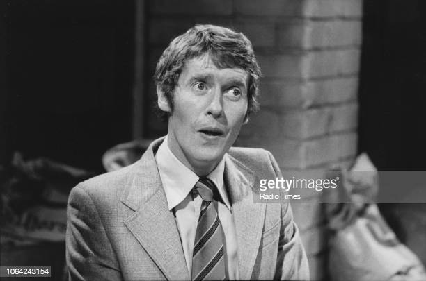 Actor Michael Crawford in a scene from the television sitcom 'Some Mothers Do 'Ave 'Em', September 9th 1973.