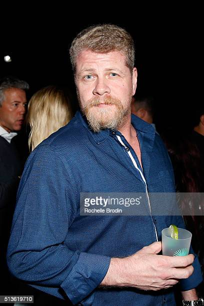 Actor Michael Cudlitz attends Best Buddies The Art of Friendship Benefit Photo Auction hosted by De Re Gallery on March 3 2016 in West Hollywood...