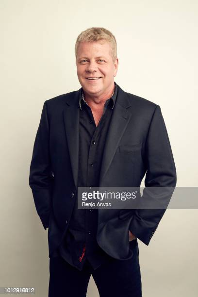 Actor Michael Cudlitz of ABC's 'The Kids Are Alright' poses for a portrait during the 2018 Summer Television Critics Association Press Tour at The...
