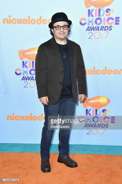 Actor Michael D Cohen at Nickelodeon's 2017 Kids' Choice Awards at USC Galen Center on March 11 2017 in Los Angeles California