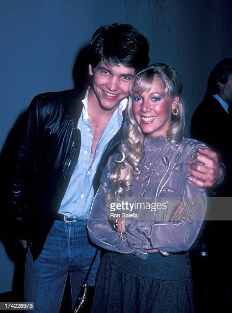 Actor Michael Damian and actress LynnHolly Johnson attend the Vegas Magazine Presents The Biggest Celebrity Weekend Ever to Benefit the Nevada...
