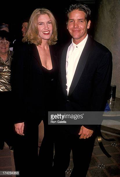 Actor Michael Damian and girlfriend Janeen Best attend the National Review Institute and the Center for the Study of Popular Culture's 'The Dream...