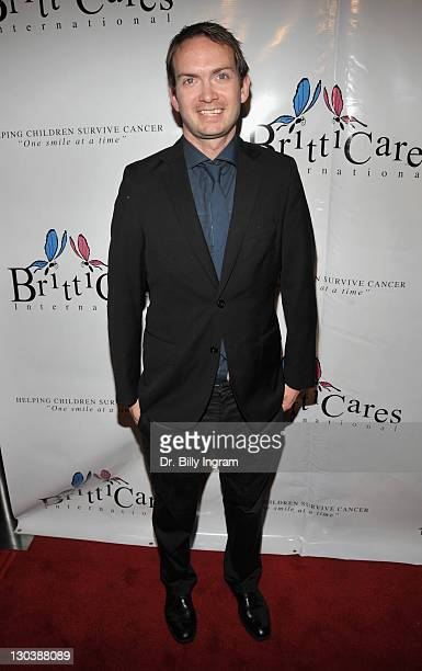 Actor Michael Dean Shelton arrives at the Golden Globe Awards Post Celebration & Party To Benefit Britticares Interna at Cabana Club on January 17,...