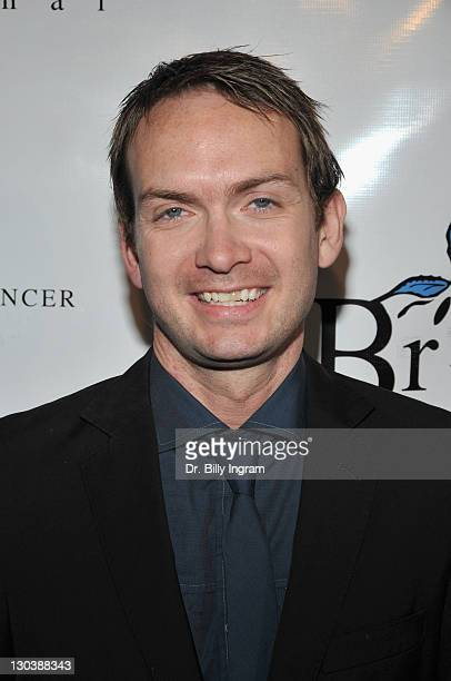 Actor Michael Dean Shelton arrives at the Golden Globe Awards Post Celebration Party To Benefit Britticares Interna at Cabana Club on January 17 2010...